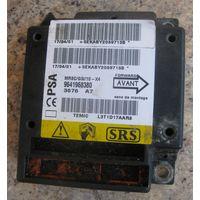 101069 Citroen C5 01-04 Блок управления airbag SRS 9641968380