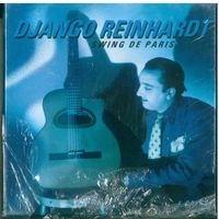 4CD-Box Django Reinhardt - Swing De Paris (2005) Gypsy Jazz, Swing