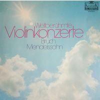 M. Bruch/F. Mendelssohn (Violinkonzerte)1974, MKA, LP, NM, Germany