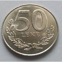 Албания 50 лек 2000 г.
