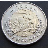 Малави. 5 квача 2006 год  KM#57