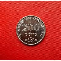 98-07 Вьетнам, 200 донг 2003 г.