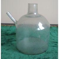 Бутылка, старая, пиала чашка, бутыль для минеральной воды, или медицинская