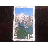 Словения 1994 горы