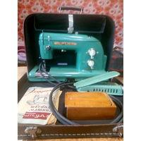 Швейная машина с эл.приводом.Тула модель-1.пр-во 1961г.