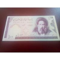 Иран 100 риалов 1985г.