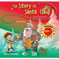 Dooley Jenny (Express Publishing) - The Story of Santa Claus + Merry Chistmas - обучающие программы по английскому языку