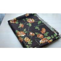 Ткань для пошива.Шелк искусственный #9