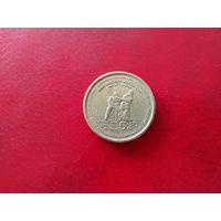 Шри-Ланка 5 рупий 1999
