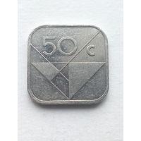 Аруба 50 центов 1993