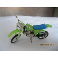 Модель мотоцикла