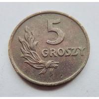 Польша, 5 грошей 1949 год