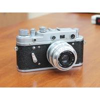Фотоаппарат Зоркий 2С, 1958 г.