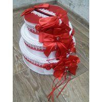 Свадебный торт (коробка)