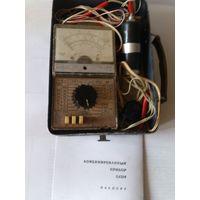 Комбинированный электроизмерительный прибор Ц4324. Тестер.