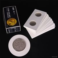 Холдеры для монет 27,5 мм, под степлер