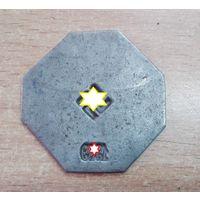 Вставка в железный крест . German/Germany  Iron Cross Award Centerpiece Stamping