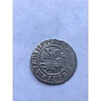 Полугрош 1513 г.  - с 1 рубля.