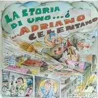 Andriano Celentano/La Storia Di Uno.../1973, Clan, 2LP, EX, Italy