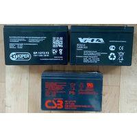 Аккумуляторы 12v-е мёртвые(полумёртвые))-без электролита