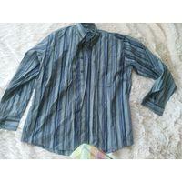 Рубашка теплая р. 50-52