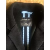 Пиджак фирменный Reserved на мальчика, стильный, приталенный, хлопок