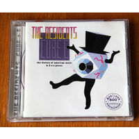 "The Residents ""Cube - E"" (Audio CD)"