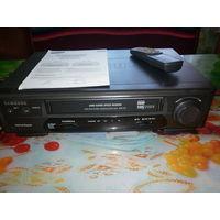 Видеомагнитофон SAMSUNG SVR-141.