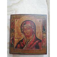 Икона Пресвятая Богородица Огневидная. Ветка