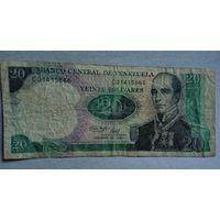 Венесуэла 20 боливар