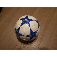 Фирменный сувенирный мяч Adidas. Размер 1.