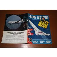 Авиационный журнал FLUG REVUE июнь 1987