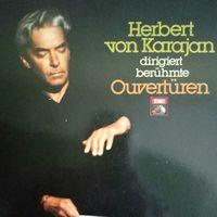 Herbert von Karajan /Ouverturen/1977, EMI, LP, NM, Germany