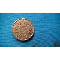 Португалия 20 центов 2003г распродажа