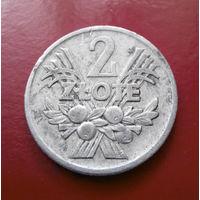 2 злотых 1958 Польша #03