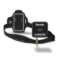 Датчик активности организма (пульсометр) для смартфона Beurer PM200+ Runtastic