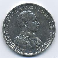 Пруссия. 5 Марок 1913 года.