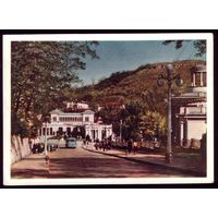 1961 год Кисловодск Вход в парк