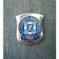 Знак младшего офицера полиции Греции - ЗНИЖКА! - %
