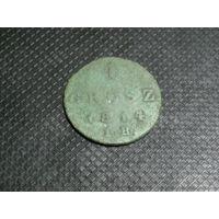 1 грош 1814 г