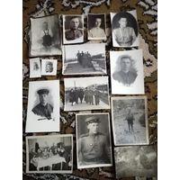 Фотографии 1941-1945 годов. Много подписанных