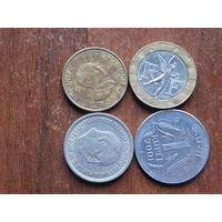 Четыре монеты  ..14