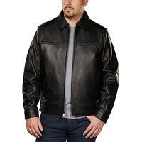 Кожаная куртка Boston Harbour,размер XL