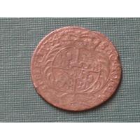 3 гроша 1754