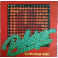 Puhdys - Rock n roll music, LP