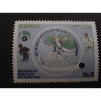 Пакистан 2005 спорт