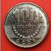 111-11 Коста-Рика, 100 колонов 2007 г.