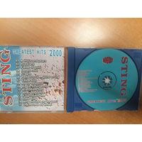 STING/ Величайшие хиты. 2000 г.