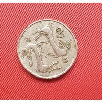 71-31 Кипр, 2 цента 1983 г.