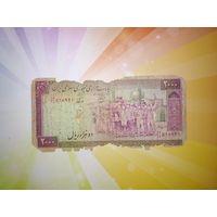 Иран 2000 риал 1985г